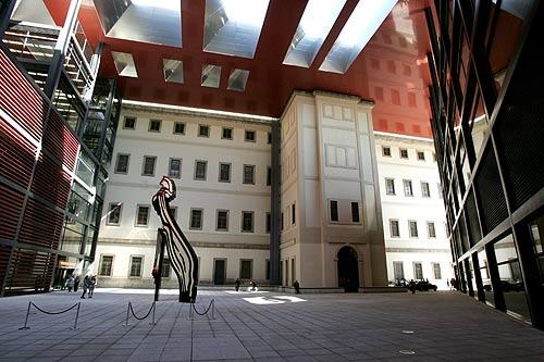 Climatización Museo Reino Sofía