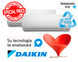 DAIKIN 2MXS40H + FTXS25K +FTXS35K