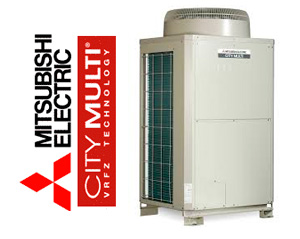 MITSUBISHI ELECTRIC CITY MULTI