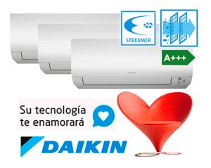 DAIKIN DAIKIN 3MXM52N + (3)FTXM25R