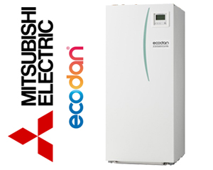 MITSUBISHI ELECTRIC ERST20D-VM2C-S + SUHZ-SW45VA