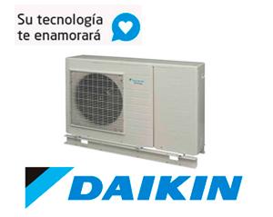 Enfriadora de agua daikin