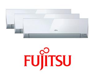 FUJITSU AOY50UI-MI3 + (3) ASY20MI-LM