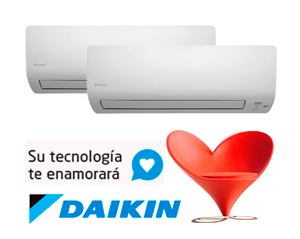 MULTI SPLIT PARED SERIE K Gas R410a 2MXS40H + FTXS25K +FTXS35K