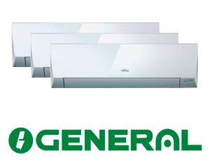 GENERAL AOG18UI-MI3 + (3)ASG7MI-LM