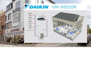 DAIKIN VRV Indoor Nuevo 2016 !!