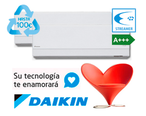 Presupuesto MULTI SPLIT PARED STYLISH Gas R32 2MXM40M + FTXA25AW + FTXA35AW